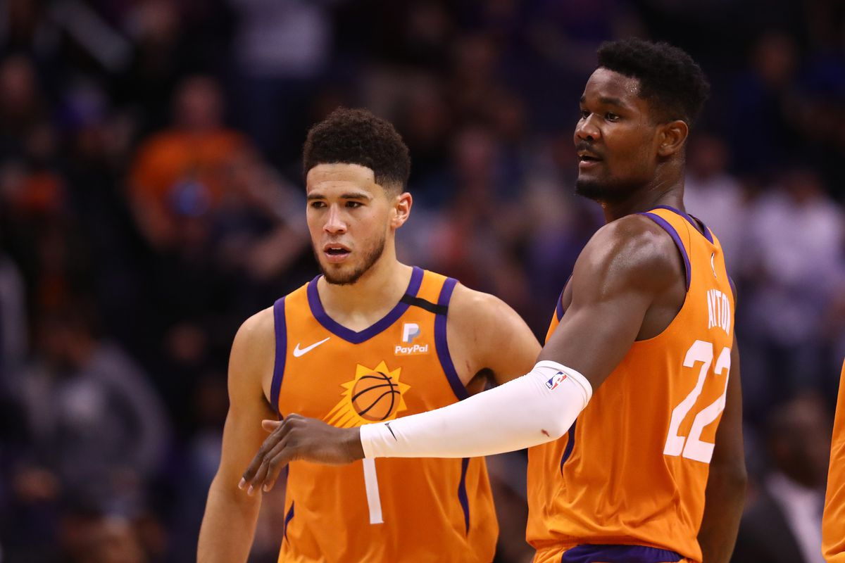 After a brief freakout, Phoenix Suns settling back into rotational rhythm