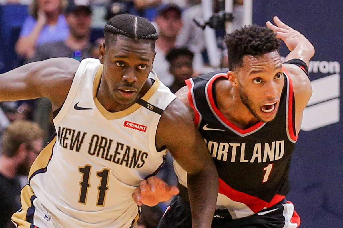 Pelicans Vs Blazers Nba Playoffs 2018 Game 1 Start Time Tv Schedule And Live Stream Blazer S Edge