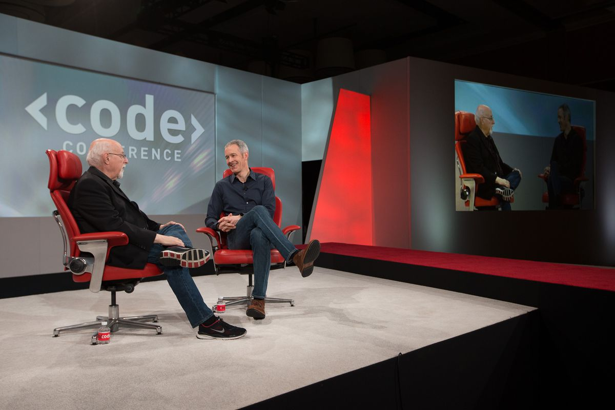 The Watcher of the Apple Watch: Jeff Williams at Code 2015 (Video) - Vox
