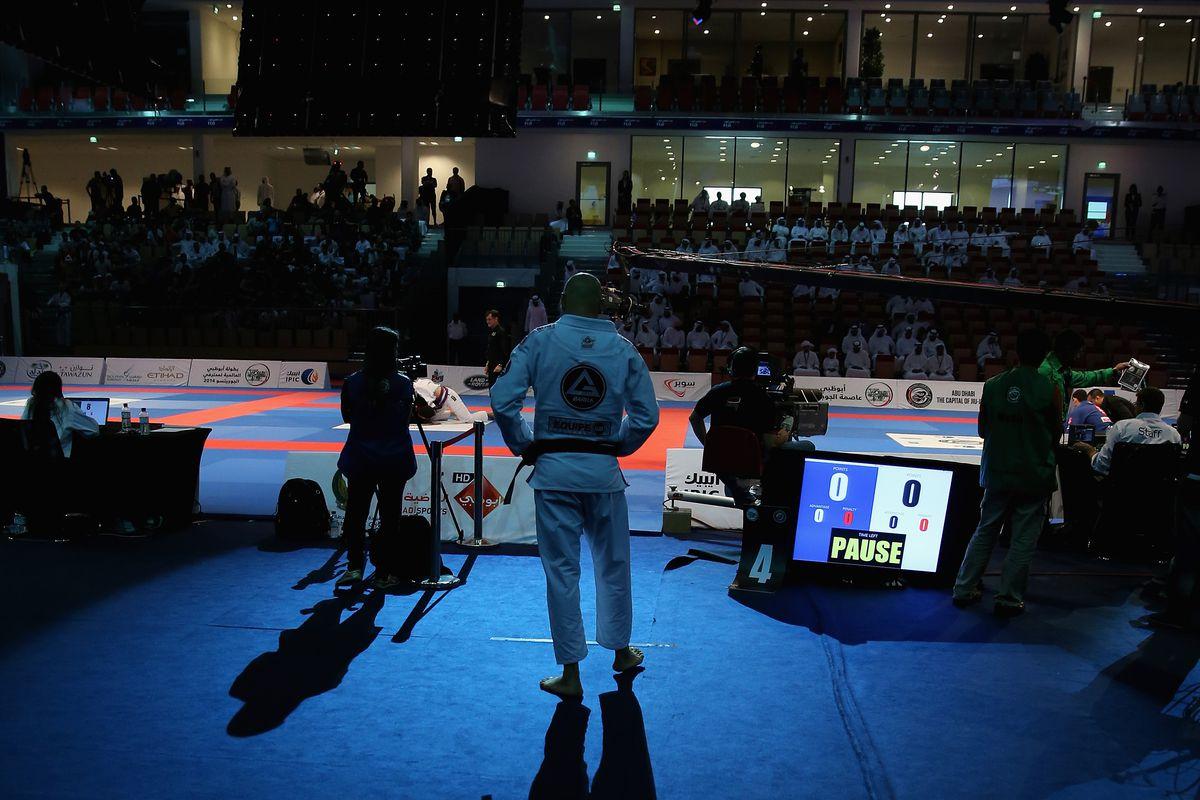 Abu Dhabi Jiu-Jitsu Championship