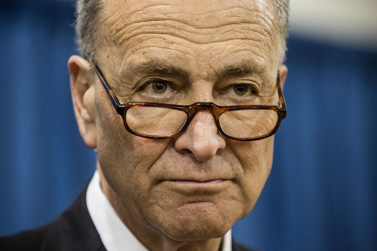 Sen. Chuck Schumer (D-NY) played a key role in drafting the PATENT Act.