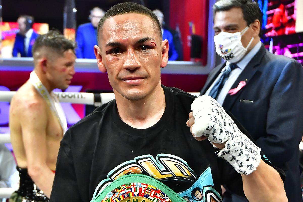 Juan Francisco Estrada v Carlos Cuadras - WBC Super-Flyweight Championship
