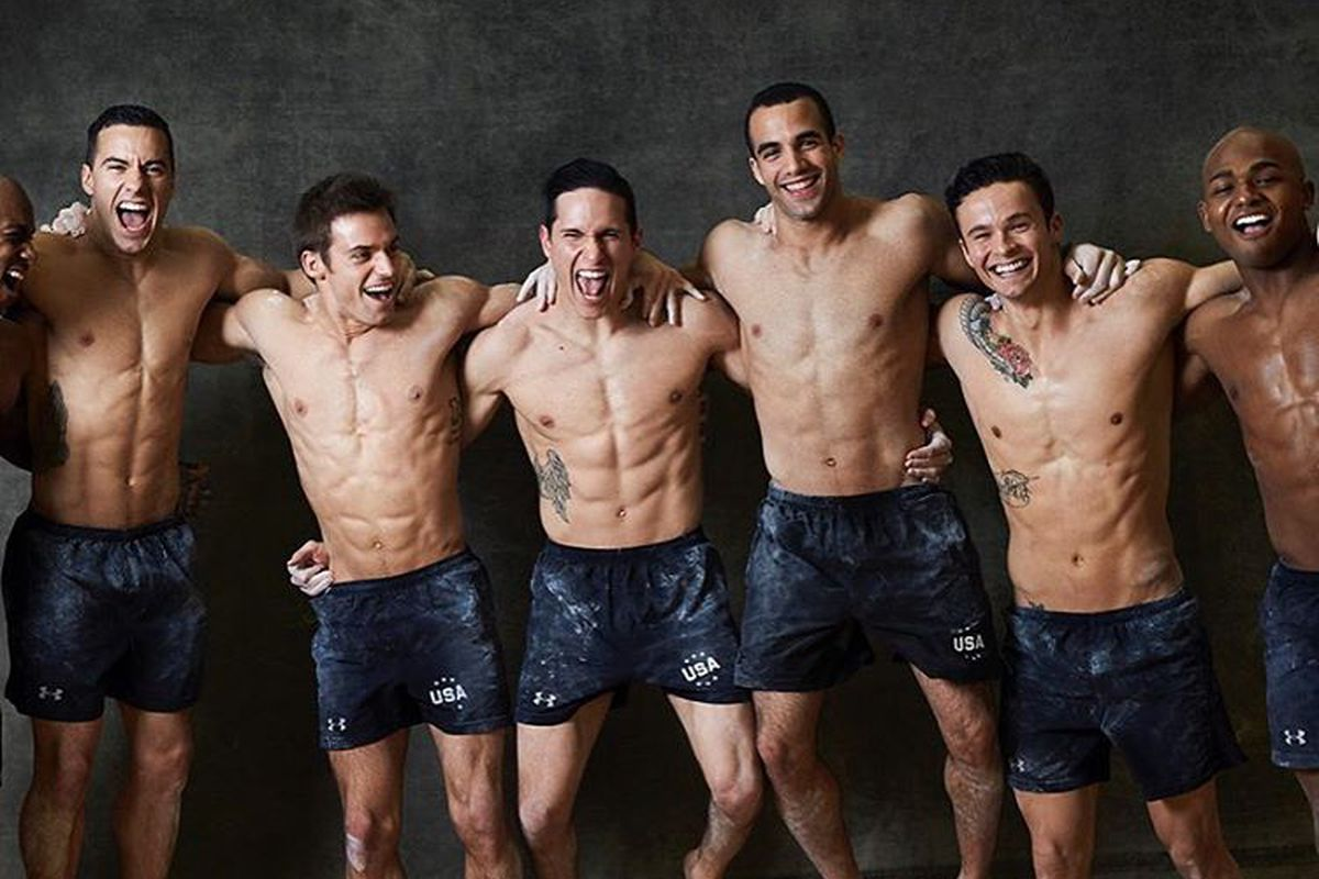 U.S. male gymnasts