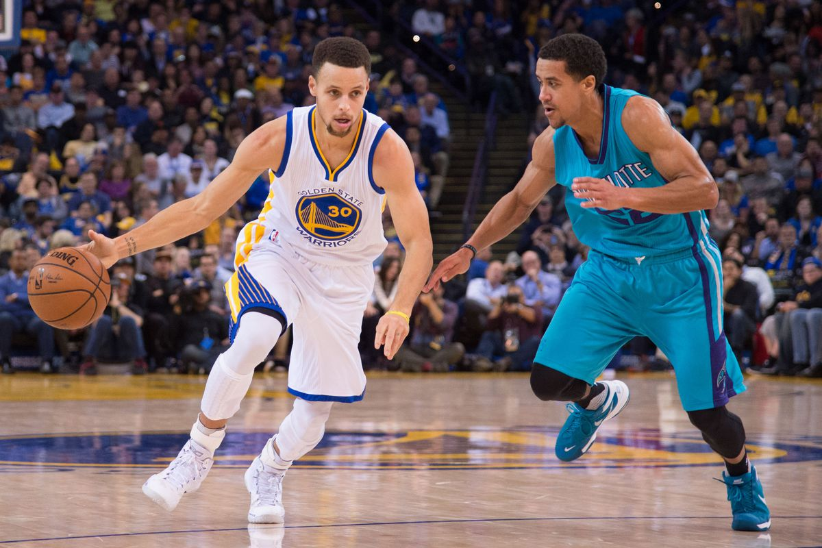 aaeff98011d2 Stephen Curry said playing in Charlotte is  on his radar