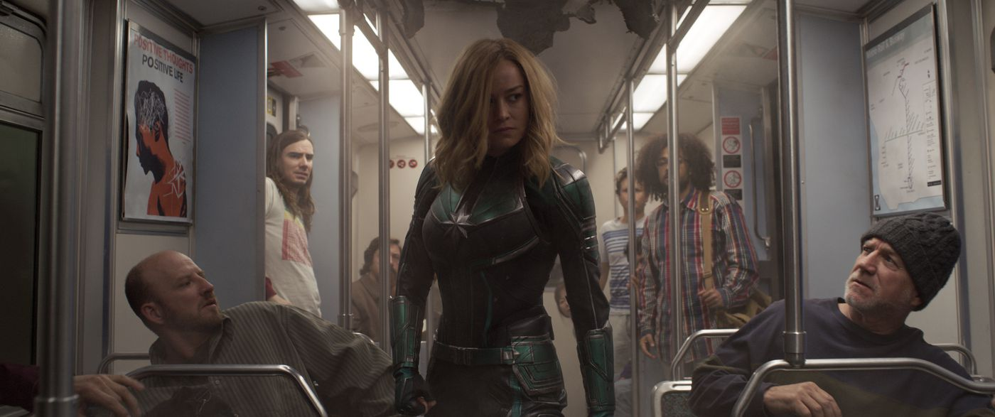 Captain Marvel review: meeting some of the highest