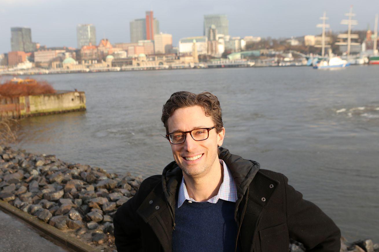 'Online Marketing Rockstars' conference in Hamburg