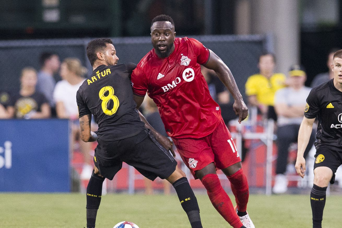 Recap: Late Jozy Altidore goal salvages disappointing draw for Toronto FC