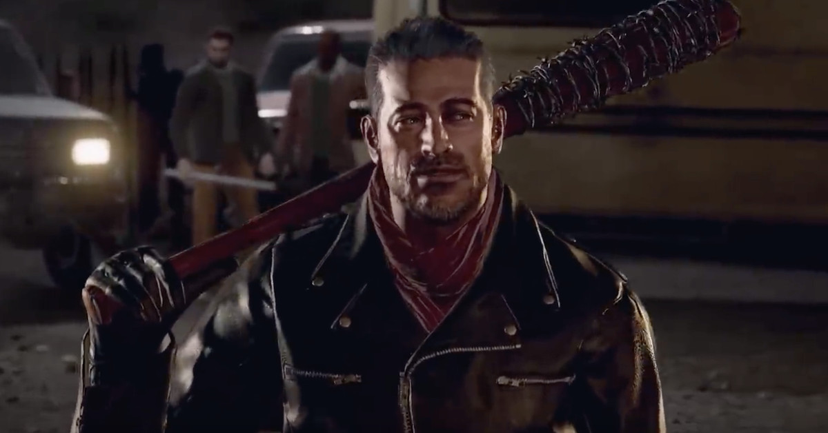 The Walking Dead's Negan comes to Tekken 7 at the end of the
