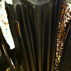 Rubber skirt, $175