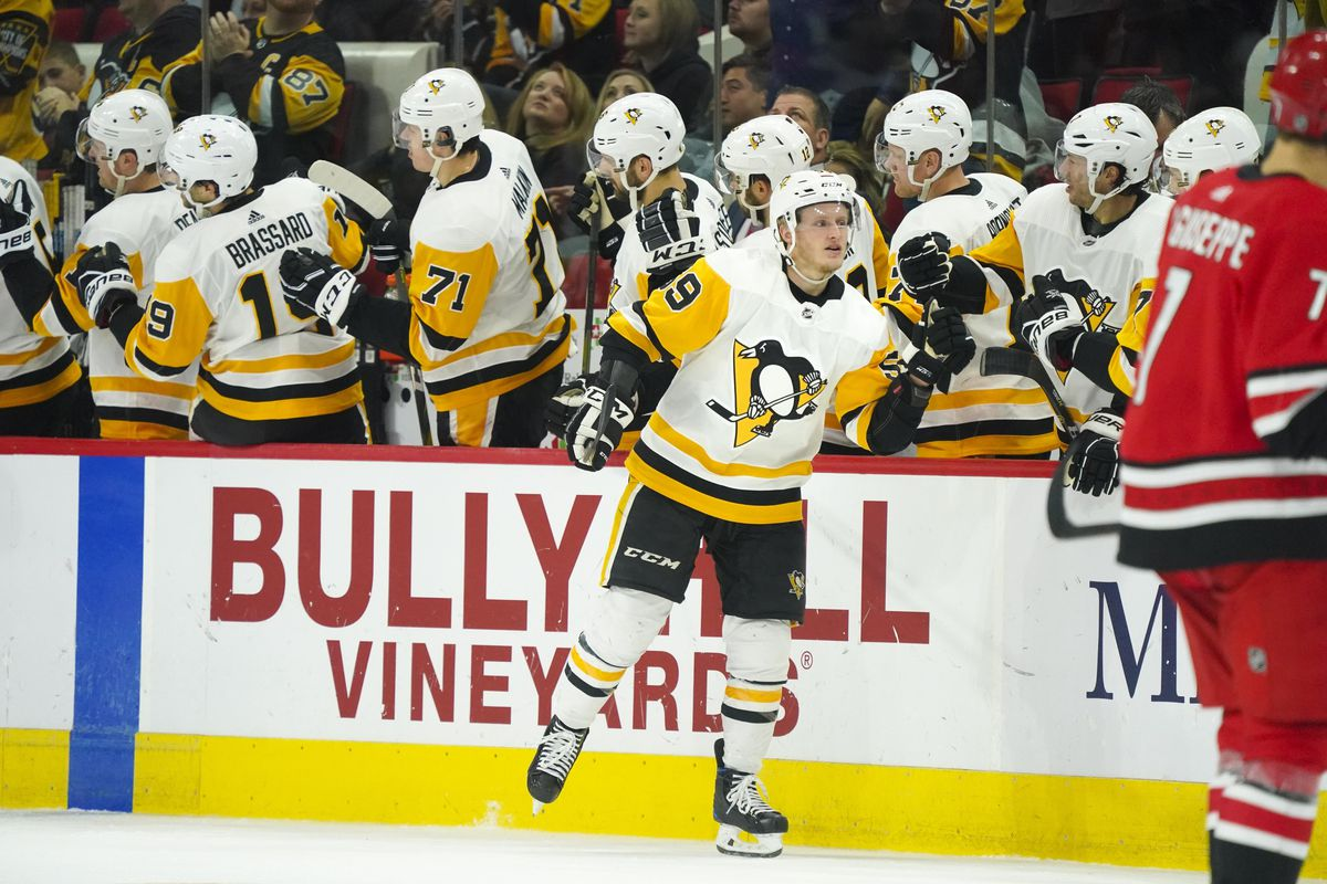 The Penguins 2019-20 salary cap implications with the Jake Guentzel  extension ccbc8ea6211