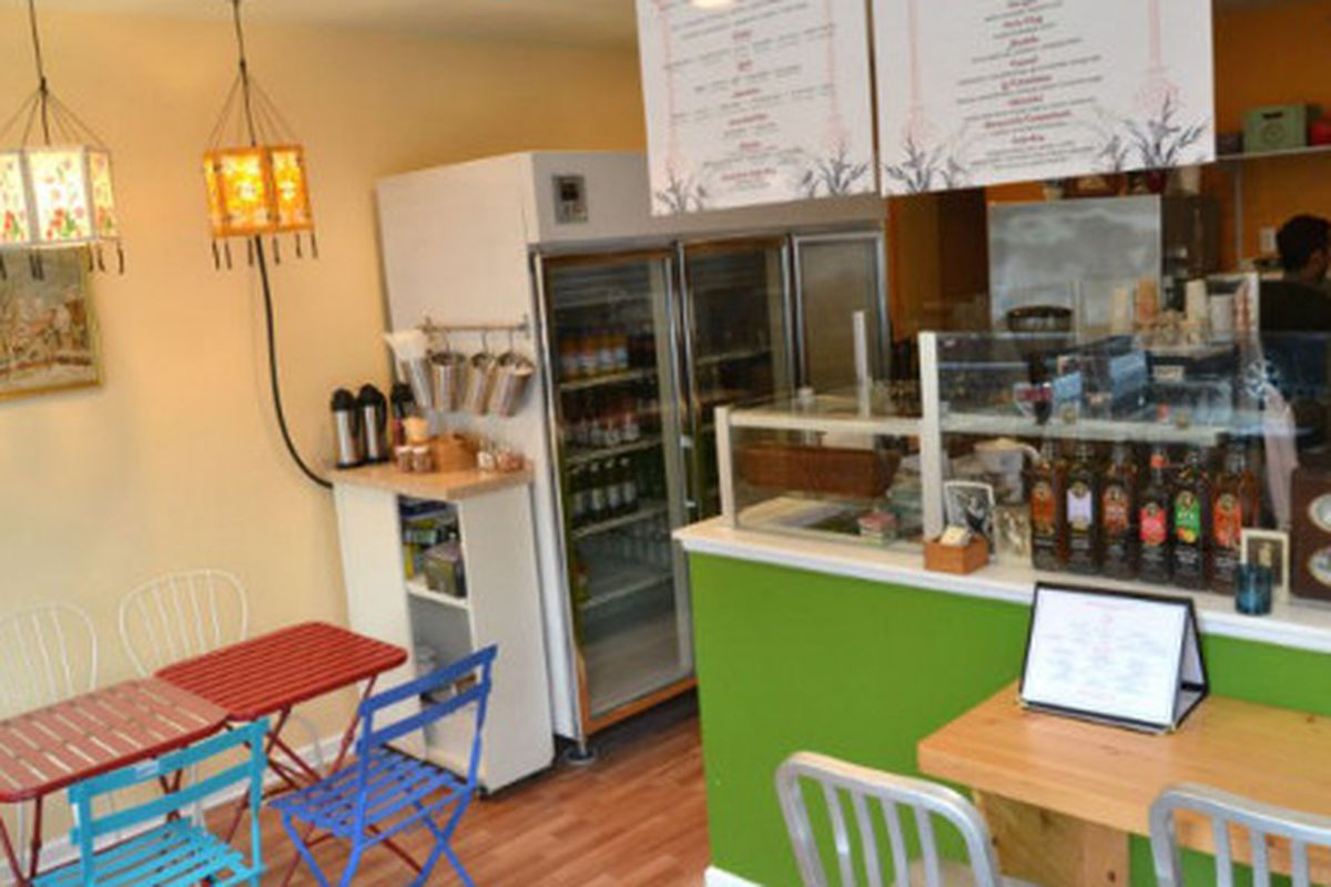 Global Crepes and Local Shakes in Passyunk Square