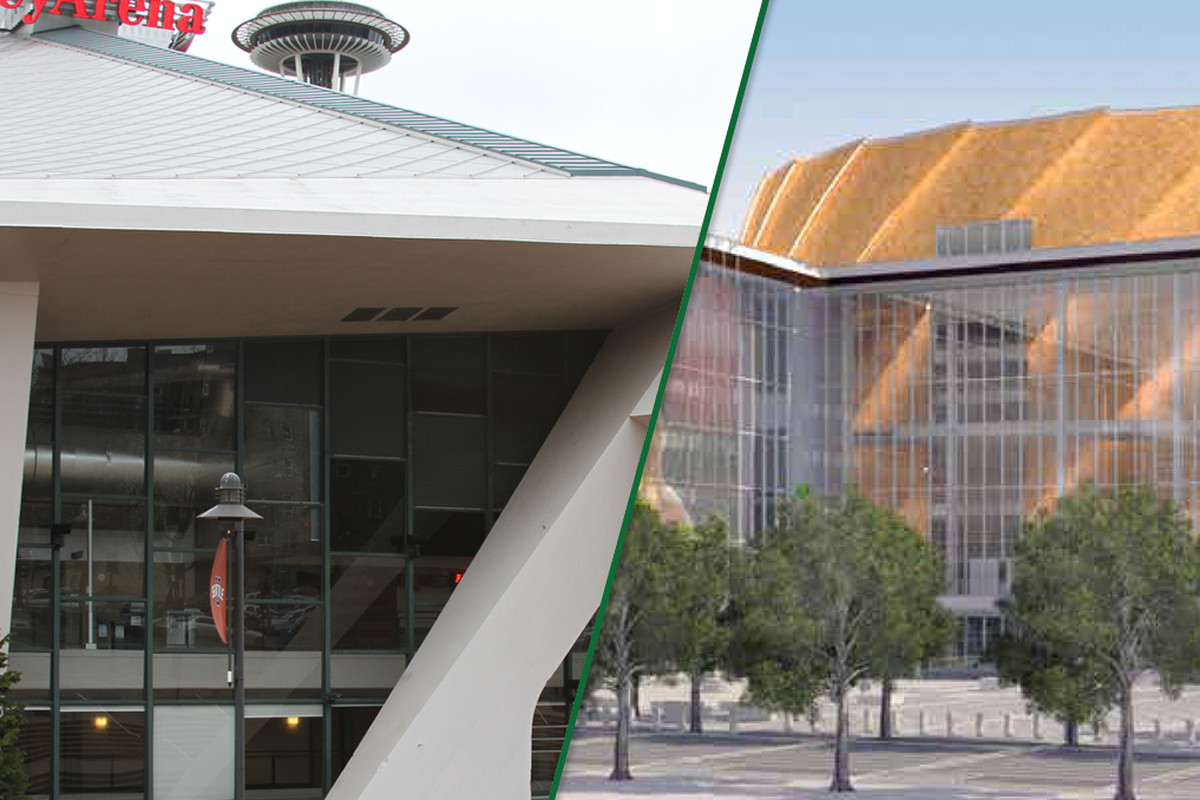 Seattle Arena Options