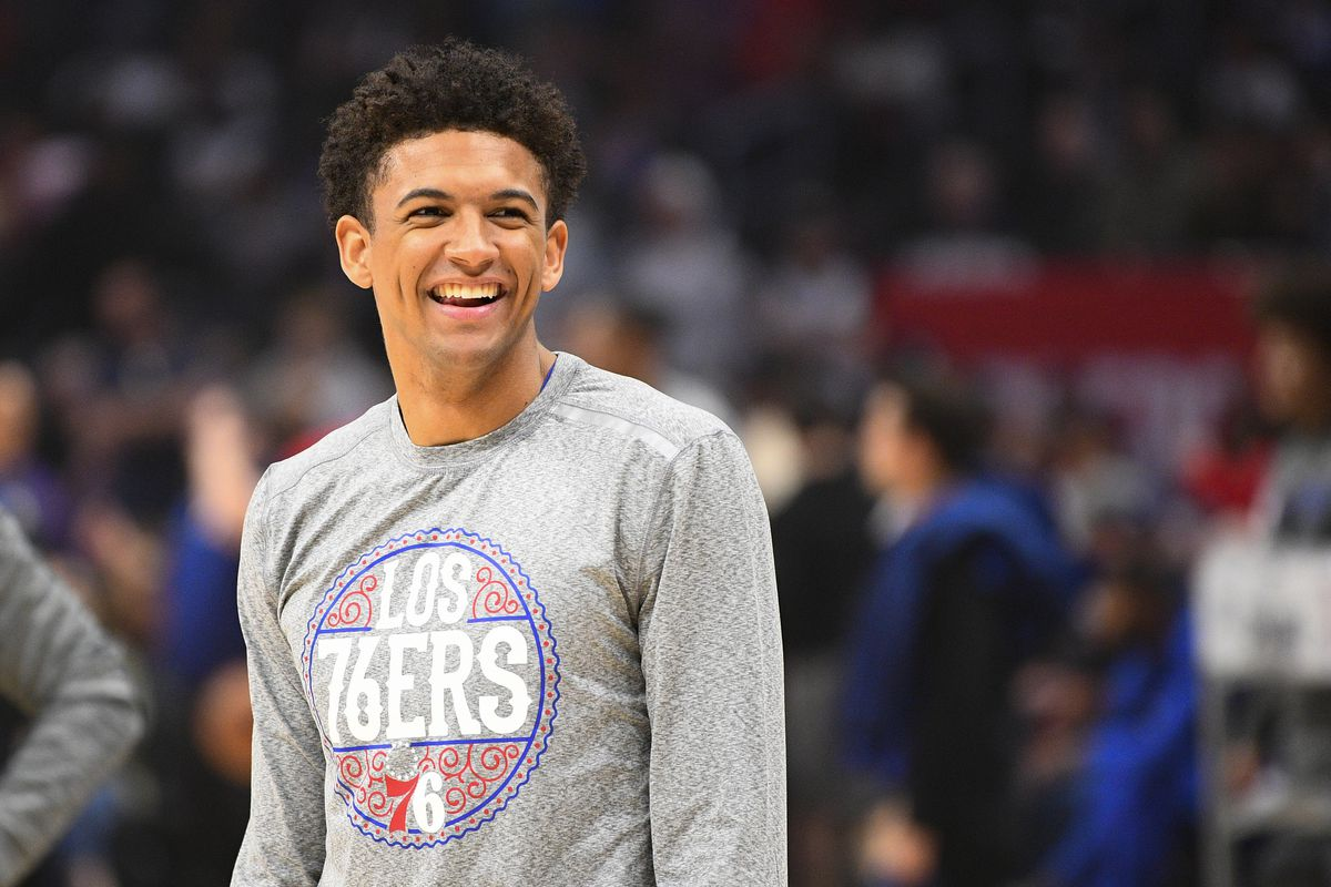 NBA: MAR 01 76ers at Clippers