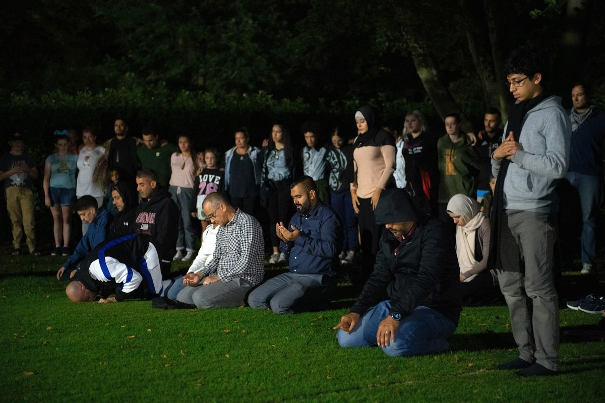 The New Zealand mosque shooting helped turn my mosque from a