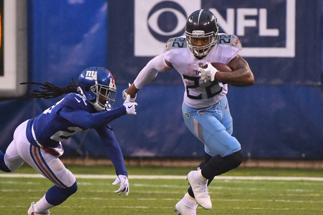 Winners and Losers from Titans 17, Giants 0