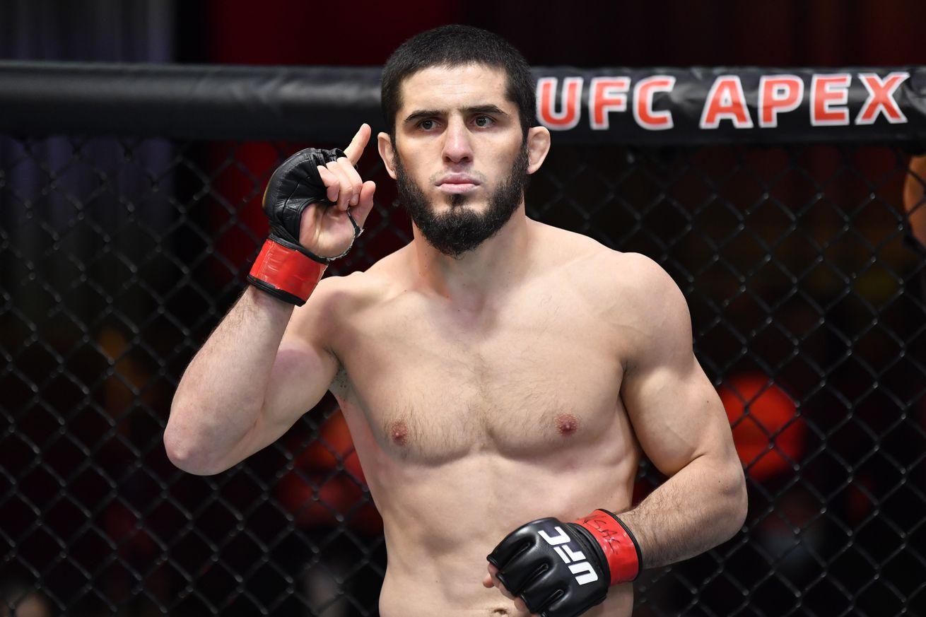 UFC 259: Makhachev v Dober