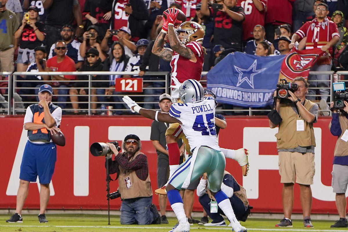 991b0bc8 49ers vs. Cowboys final score: 5 takeaways from the 49ers' preseason ...
