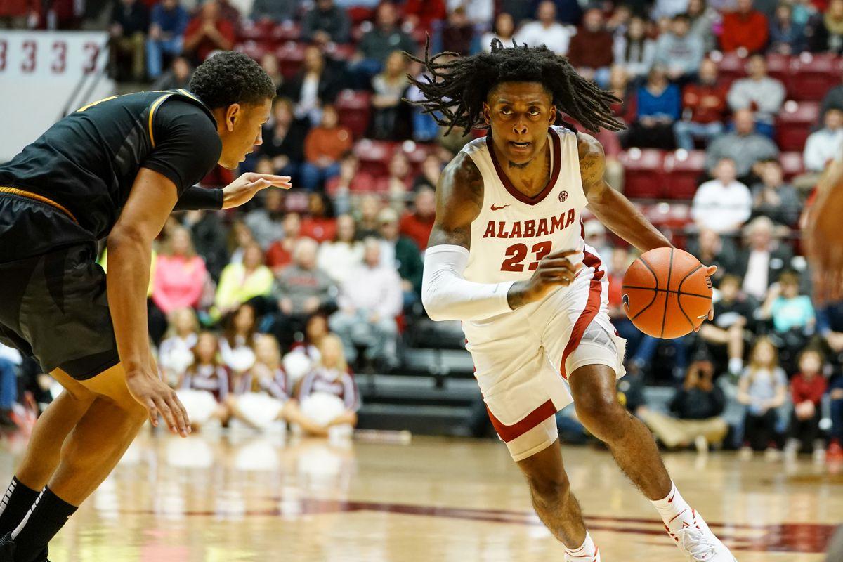 John Petty leads Alabama basketball to SEC win over Missouri