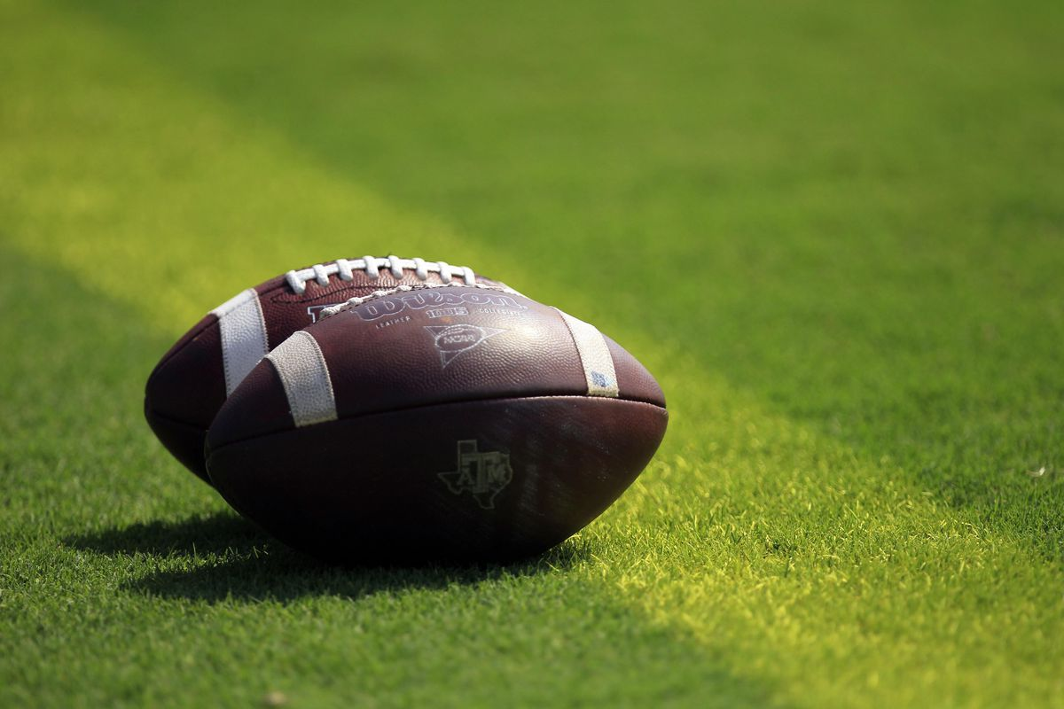 Because two footballs are better than one