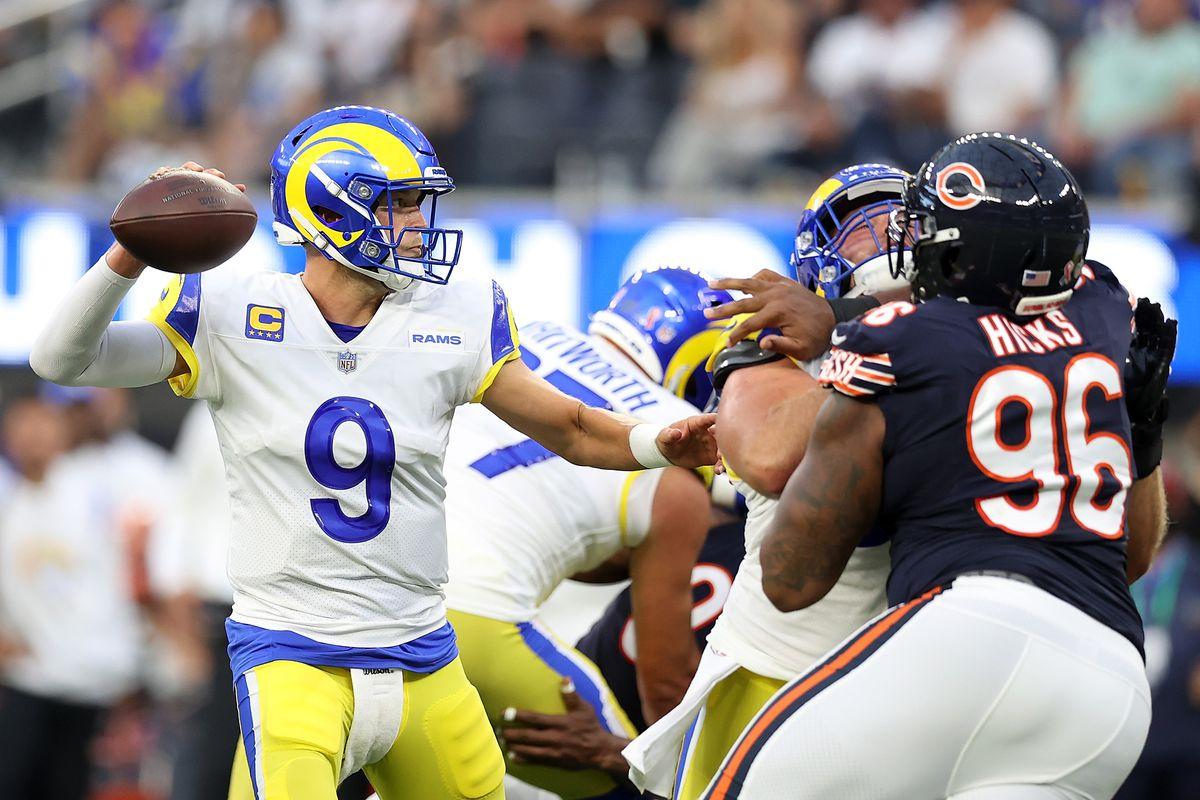 Chicago Bears v Los Angeles Rams