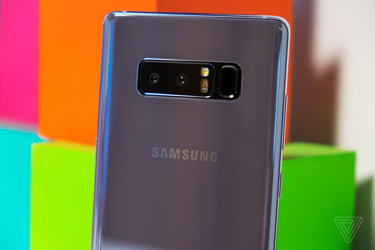 Samsung Galaxy Note 8 breaks presale records