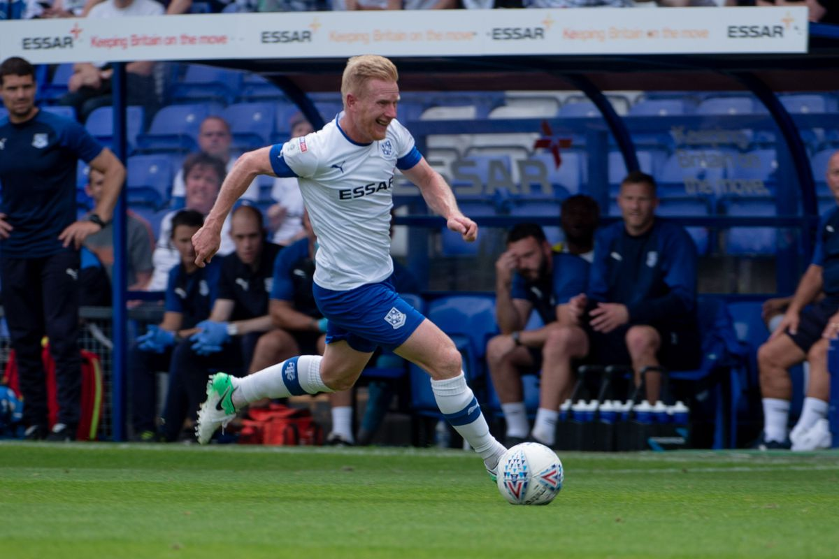 Tranmere Rovers v Rochdale - Sky Bet League 1