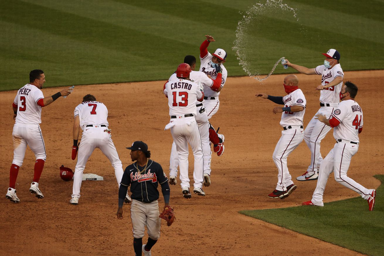 Washington Nationals Series Preview: Nats hope to keep rolling against Atlanta Braves