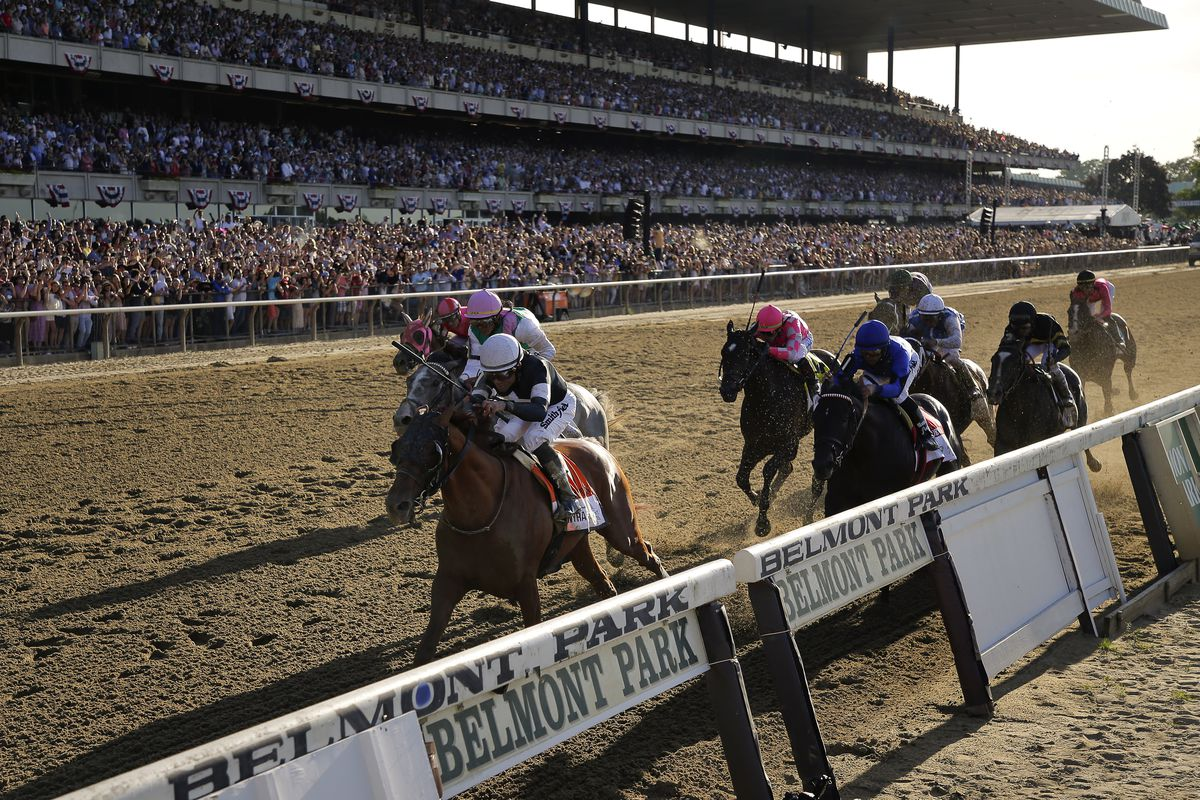 For the first time, the Belmont Stakes will be the opening race in the Triple Crown.