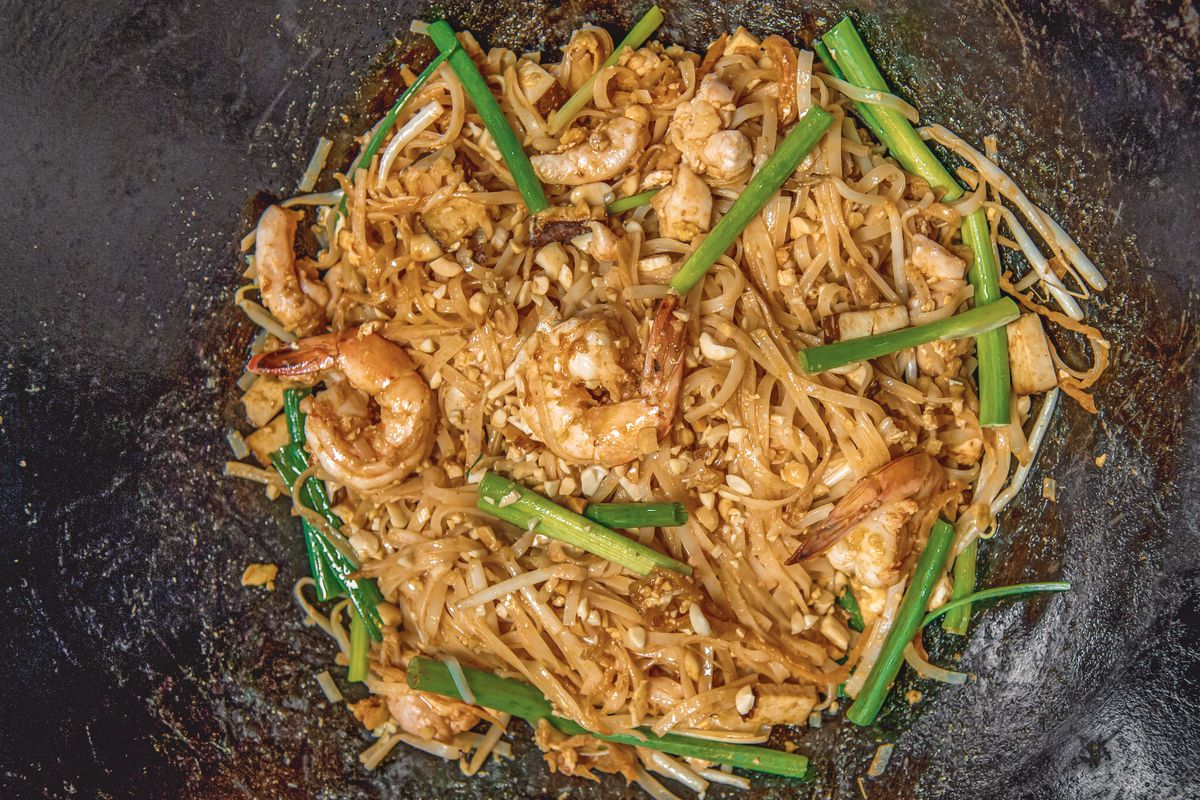 Recipe the only pad thai recipe youll ever need eater ken goodman forumfinder