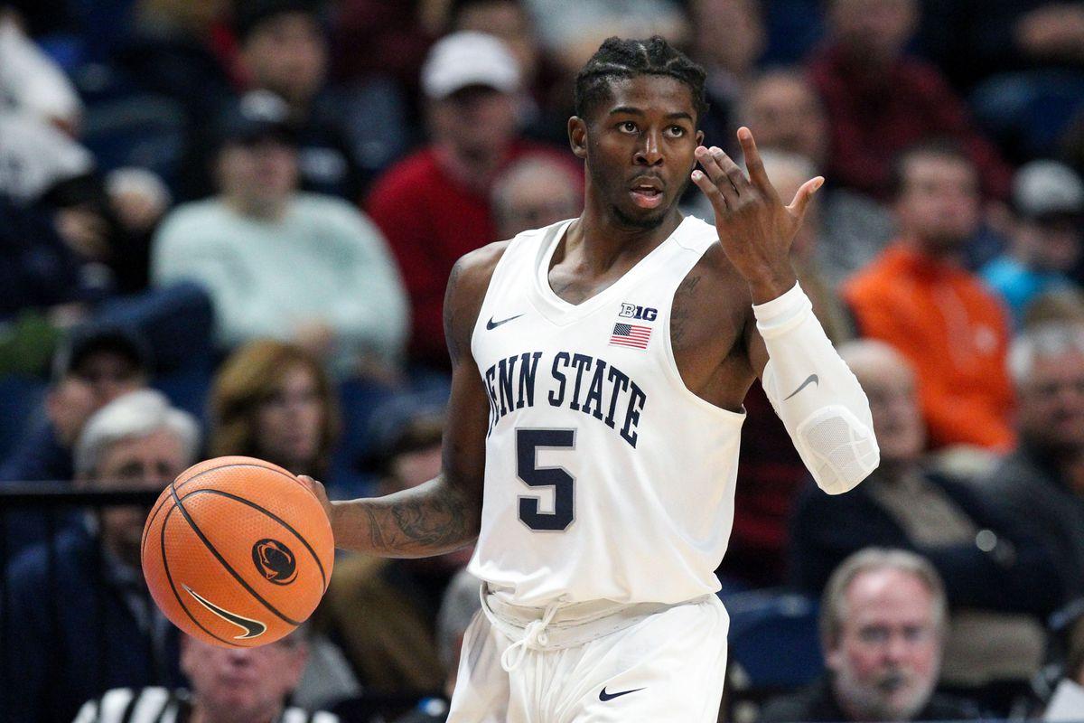 NCAA Basketball: Montana at Penn State