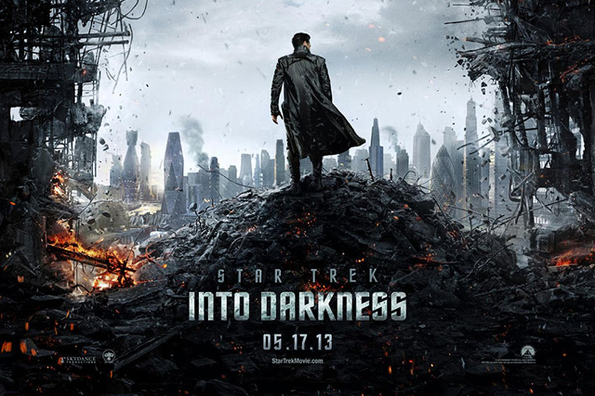 Star Trek Into Darkness' trailer finally hits the web - The Verge