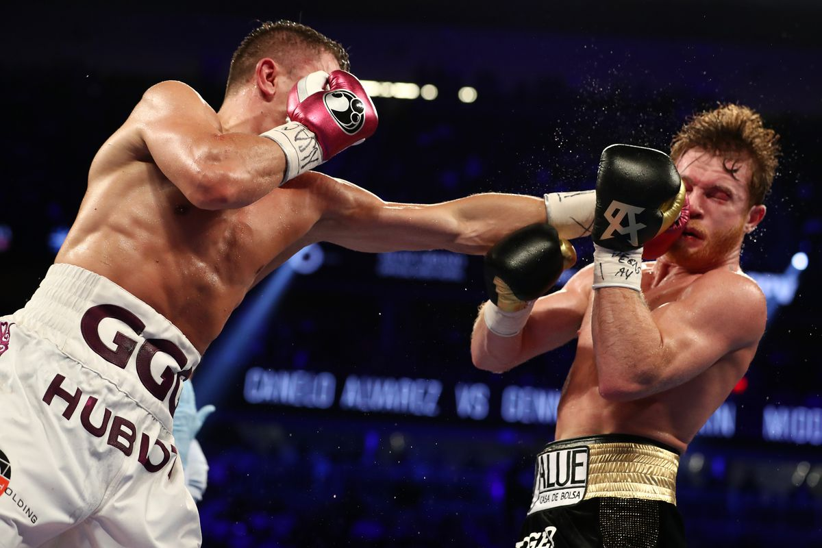 Canelo Vs Ggg Results Alvarez Wins Majority Decision In Championship Thriller Sbnation Com
