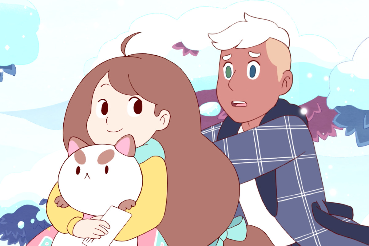 Image Result For Bee And Puppycat Wallpaper