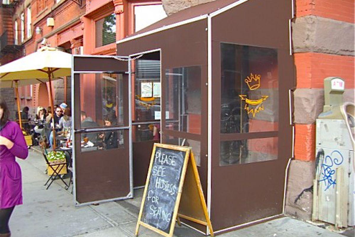 Brooklyn Label in Greenpoint
