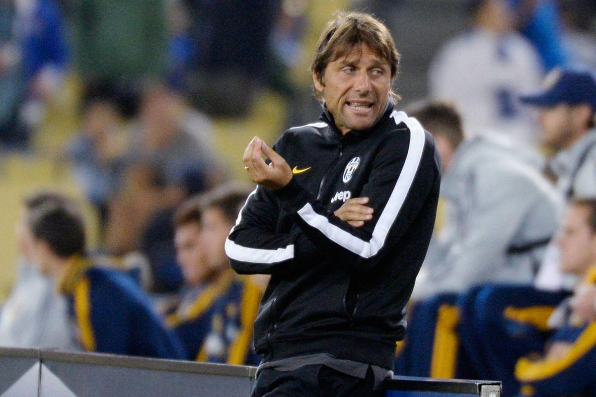 Game summary: Conte face.