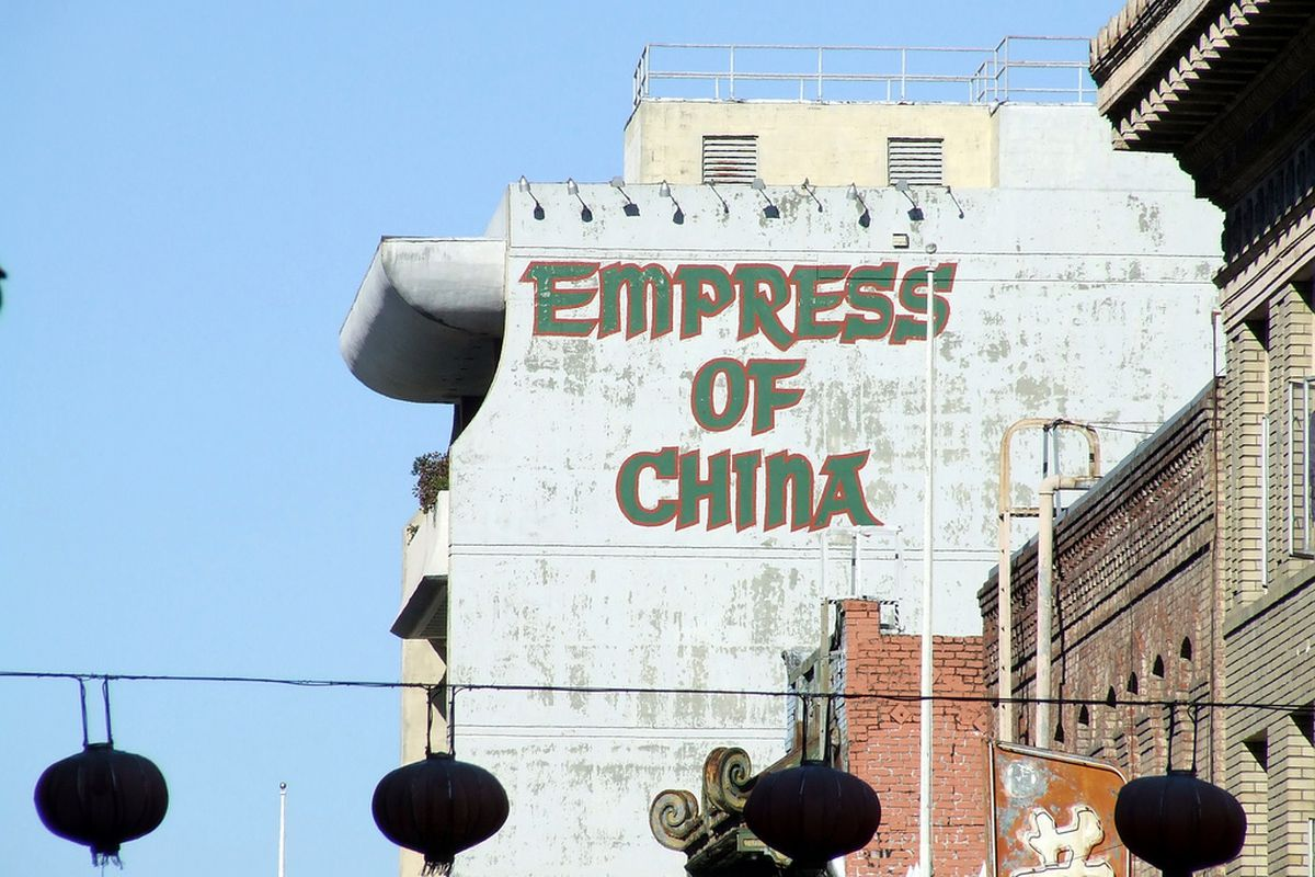 Empress Of China Is Shutting Down After 48 Years Eater Sf