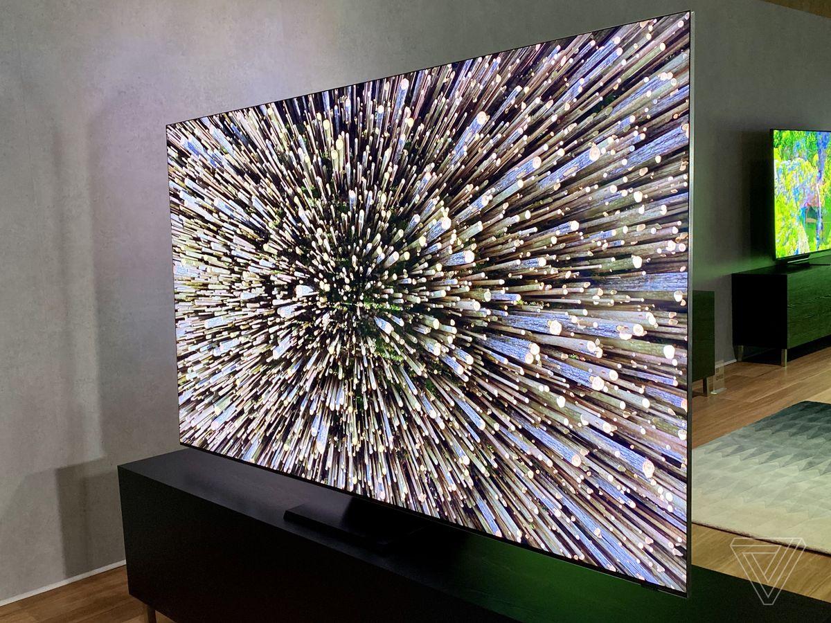 جدیدترین تلویزیون های معرفی شده در نمایشگاه CES
