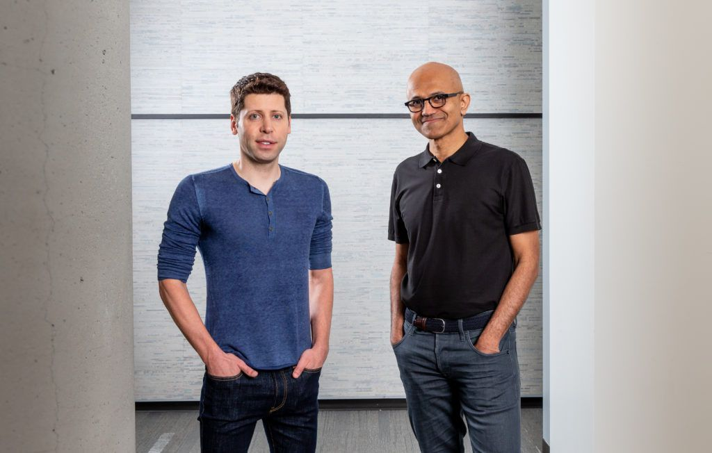 Microsoft invests $1 billion in OpenAI to pursue holy grail of artificial intelligence 1