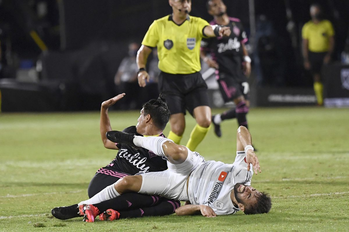 Seattle Sounders FC v Los Angeles FC: Knockout Round - MLS Is Back Tournament