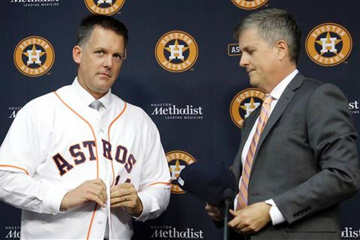 A.J. Hinch is the prototype of a new-age manager.