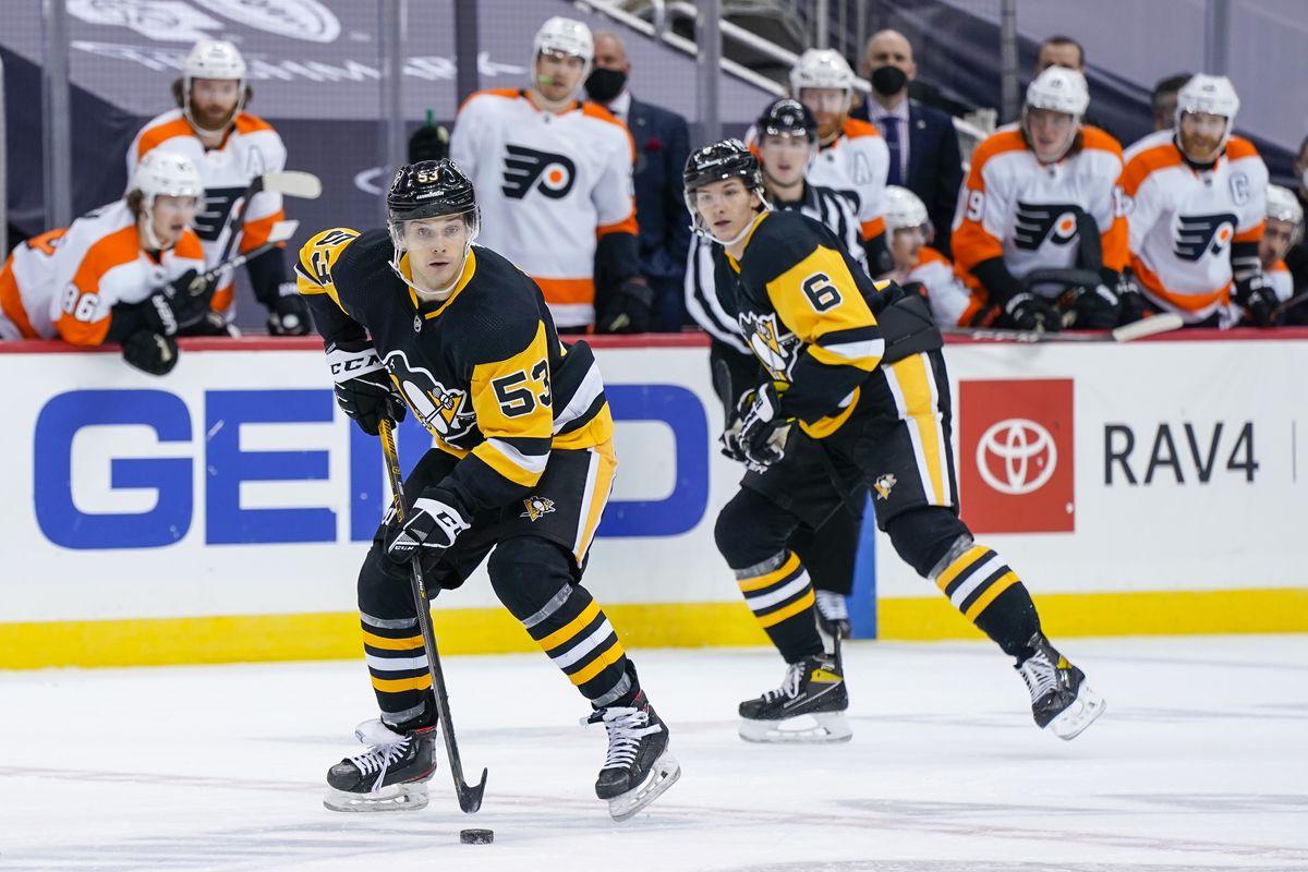 NHL: MAR 02 Flyers at Penguins