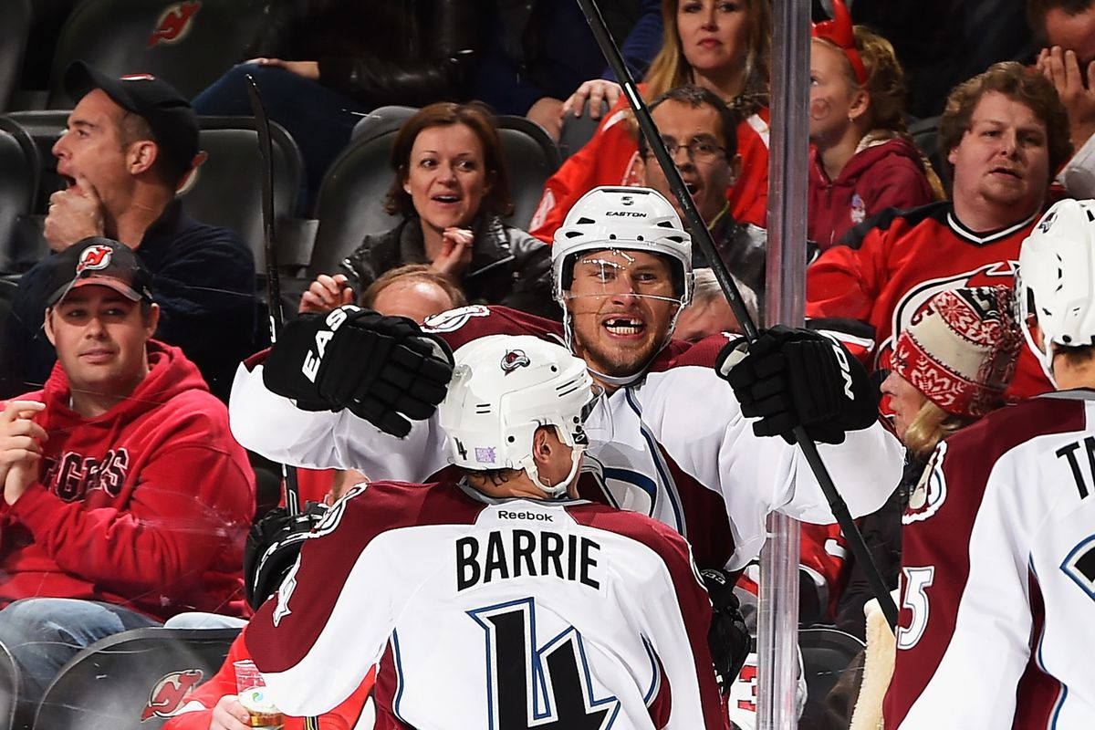 The scorer of the goal that should not have been: Erik Johnson.
