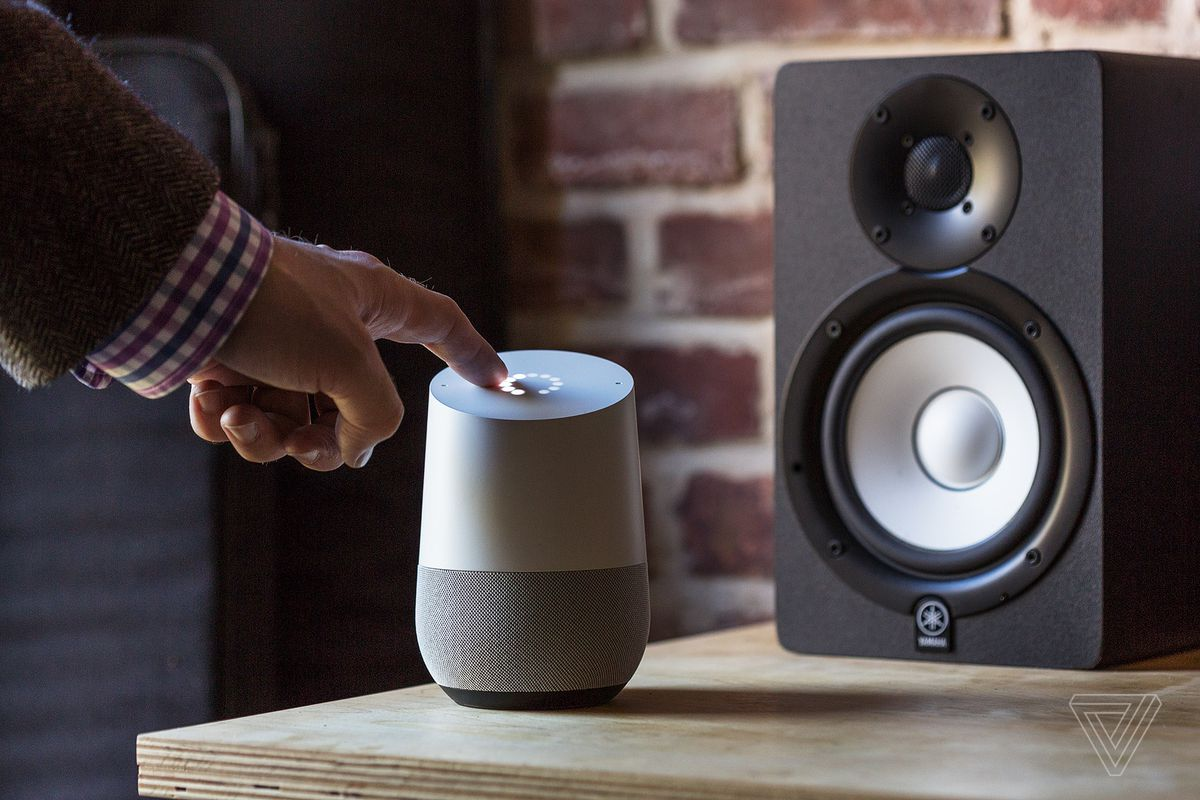 Upcoming Google Home speakers might feature multi-touch controls