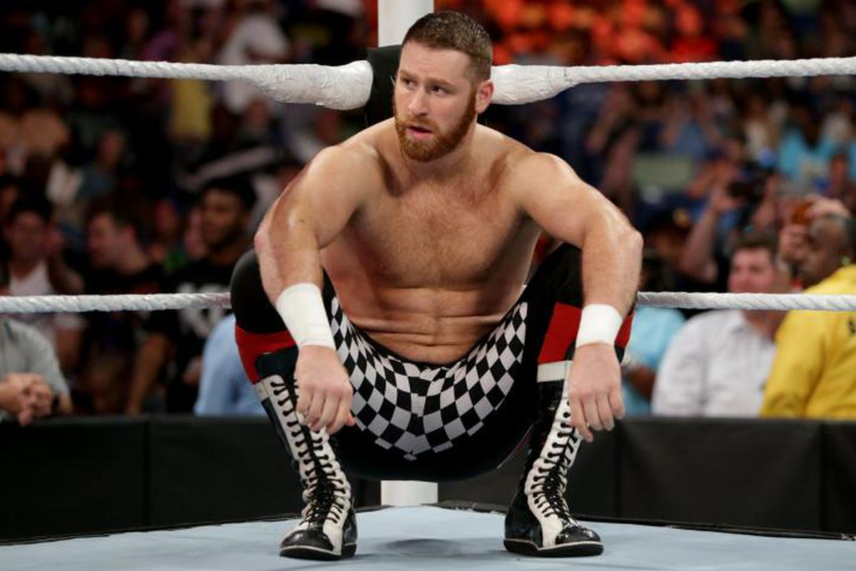 Sami Zayn doesn't miss wrestling, says he needs 'a few