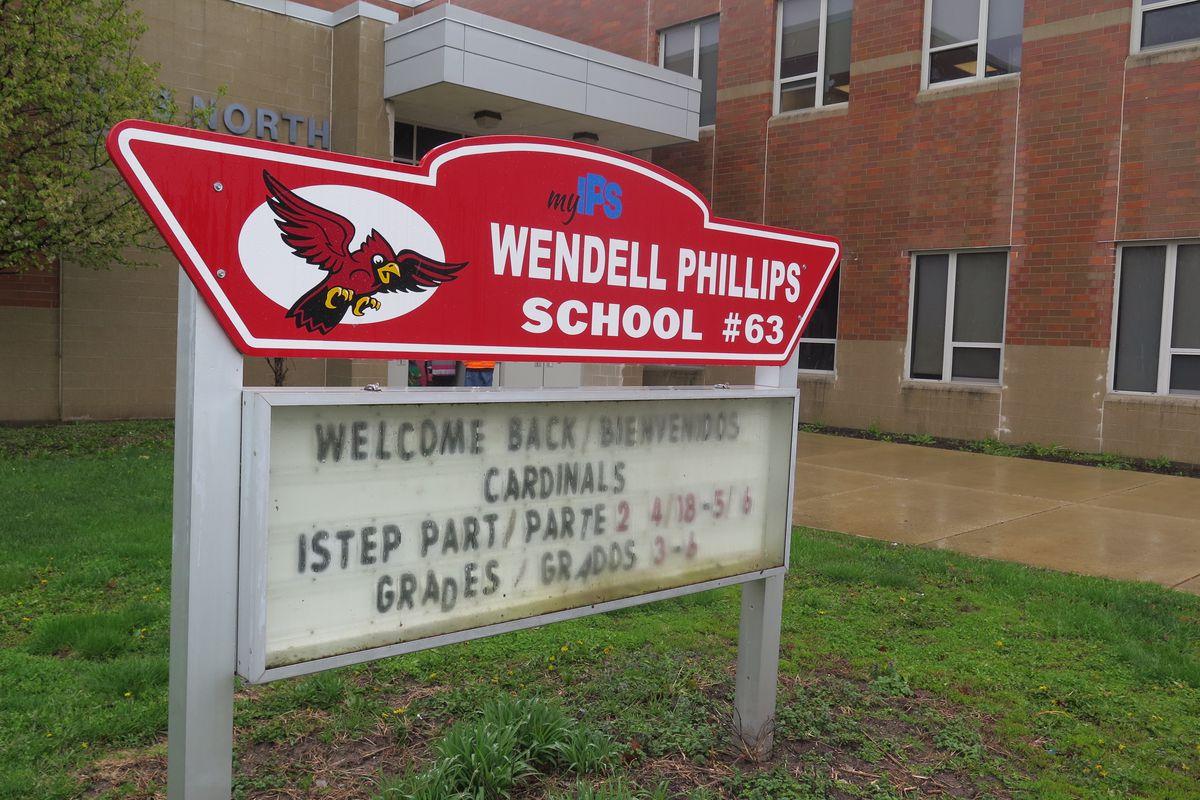 School 63 is one of two schools facing restart.