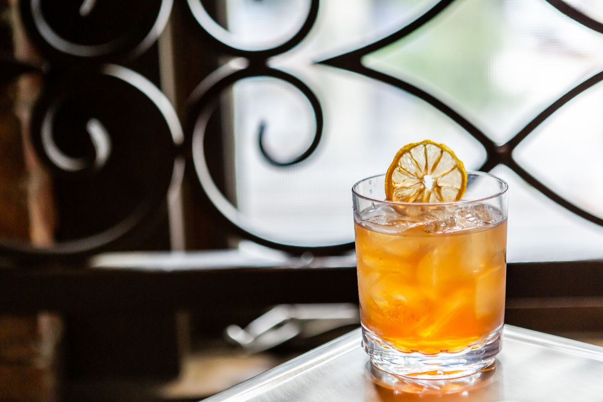 Takoda's draft Old Fashioned is expected to arrive in Navy Yard next summer