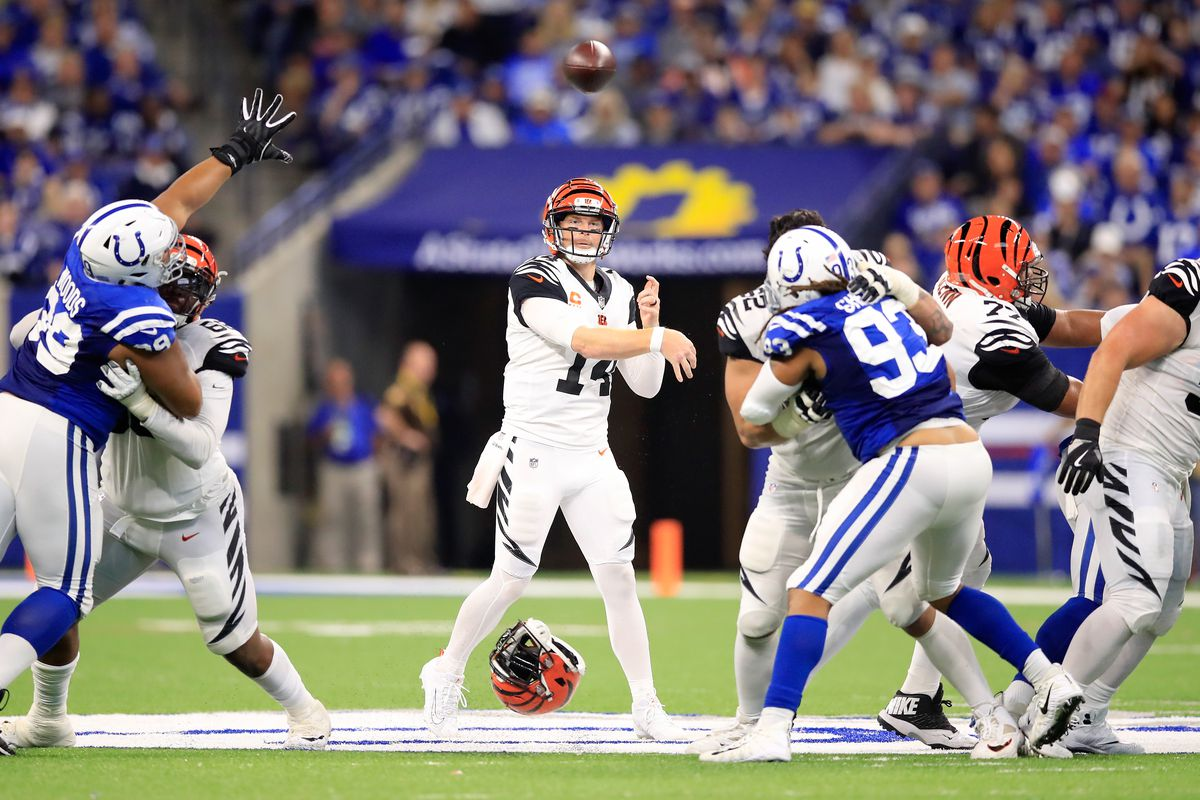 Colts vs Bengals Preseason Week Four: Game Time, TV Schedule