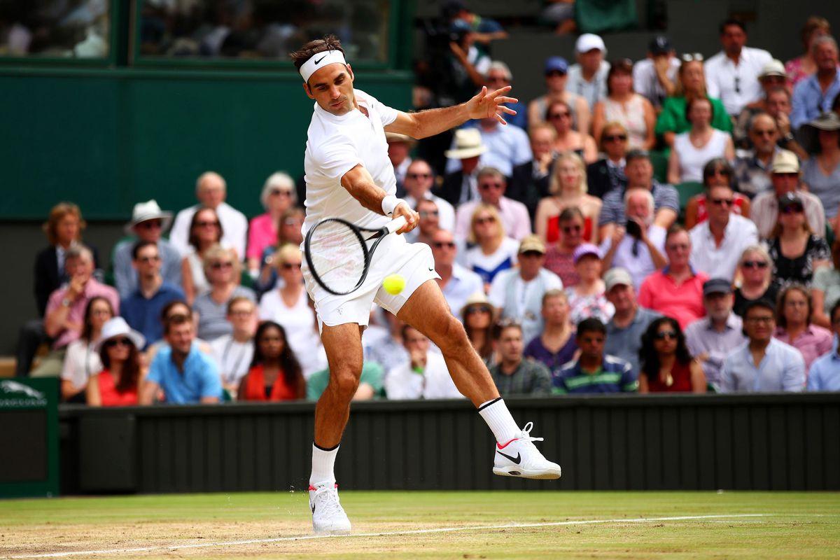 Roger Federer (GettyImages)