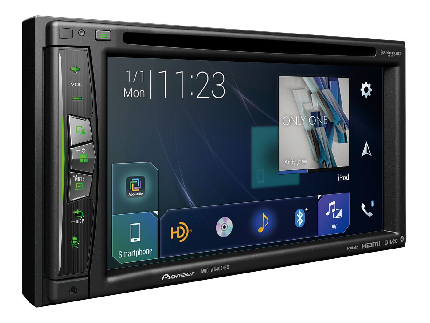 Pioneer Debuts Three New Wireless Carplay Systems The Verge
