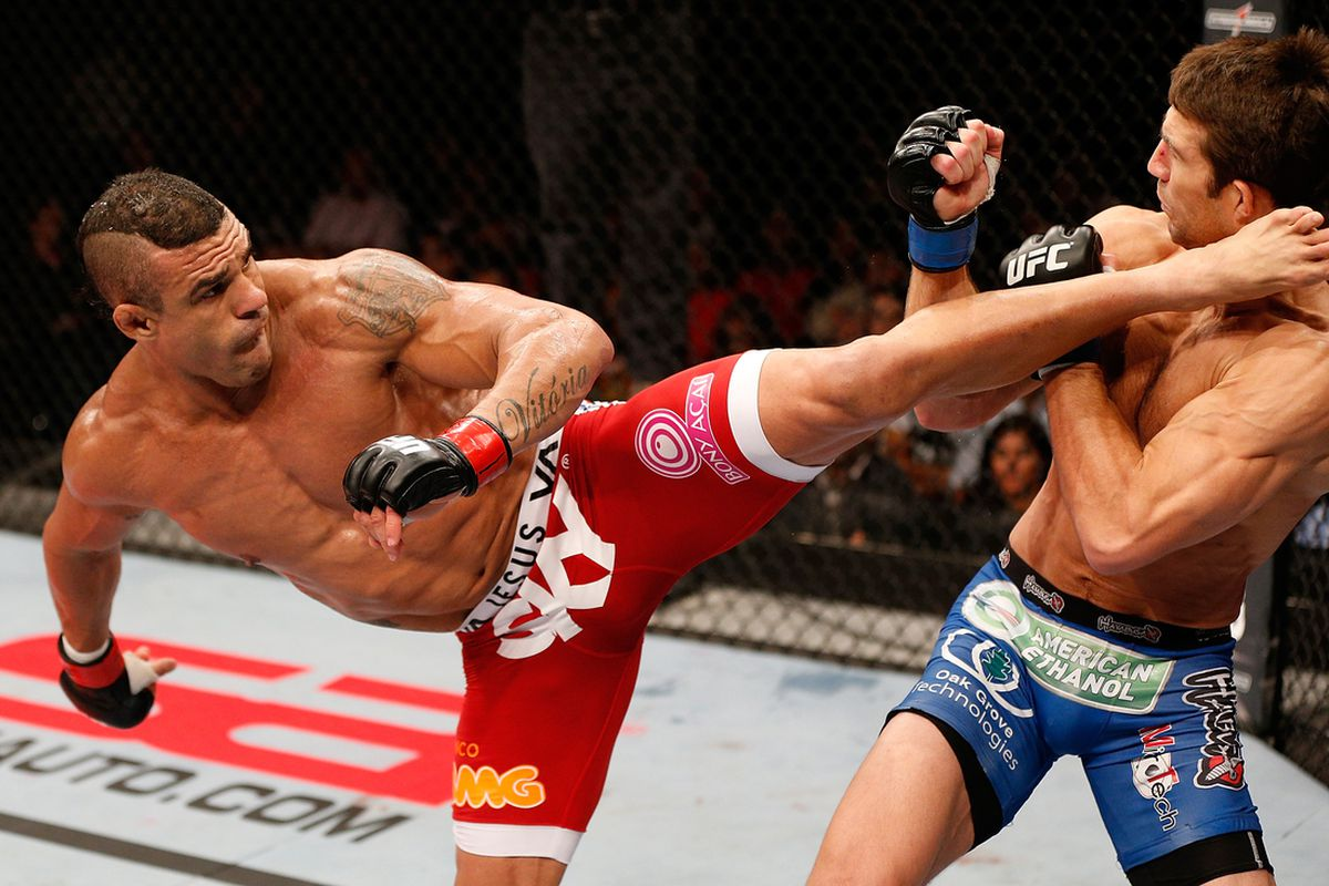 UFC on FX 8: Belfort vs. Rockh...